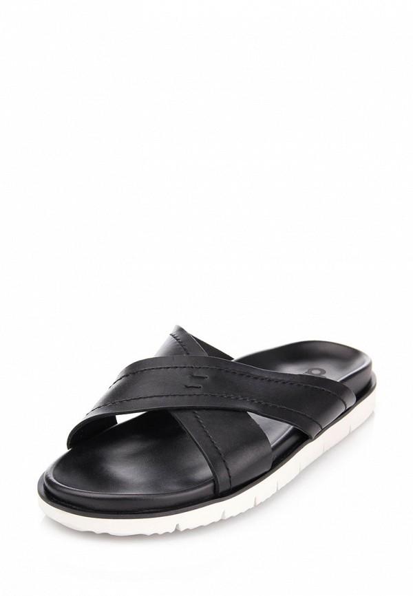 мужские сандалии ditto, черные