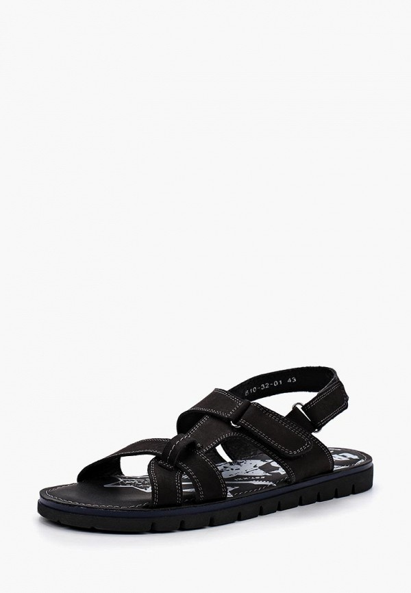 Купить Сандалии Dino Ricci Trend, mp002xm12hlv, черный, Весна-лето 2018