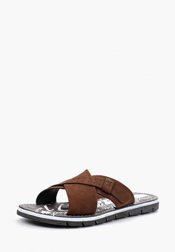 Купить Сандалии Dino Ricci Trend, MP002XM12HLW, коричневый, Весна-лето 2018