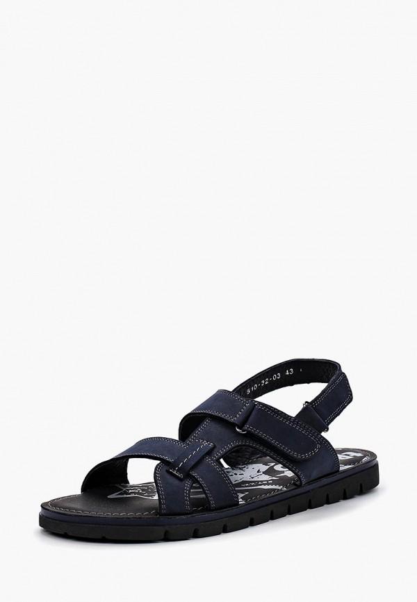 Купить Сандалии Dino Ricci Trend, mp002xm12hnd, синий, Весна-лето 2018