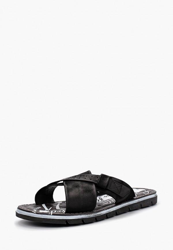 Купить Сандалии Dino Ricci Trend, MP002XM12HNO, черный, Весна-лето 2018