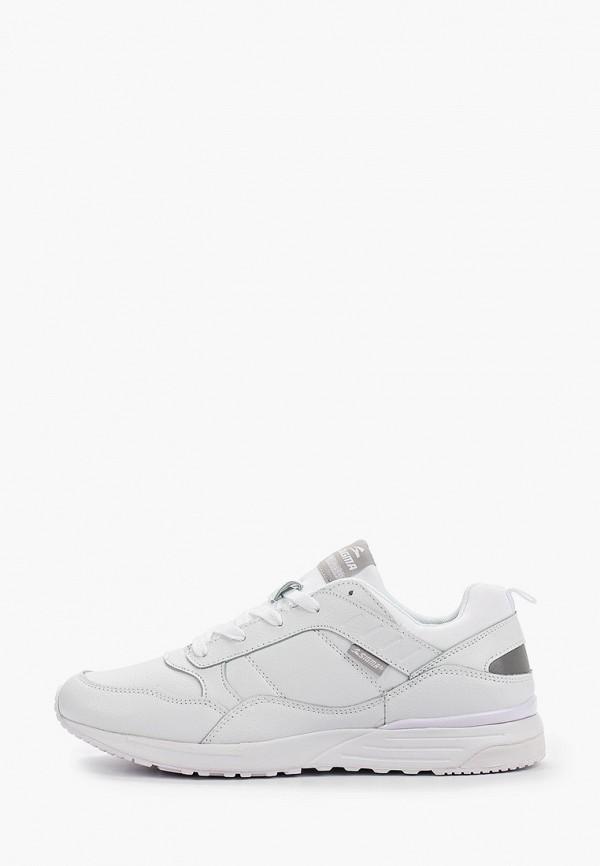 мужские кроссовки sigma, белые