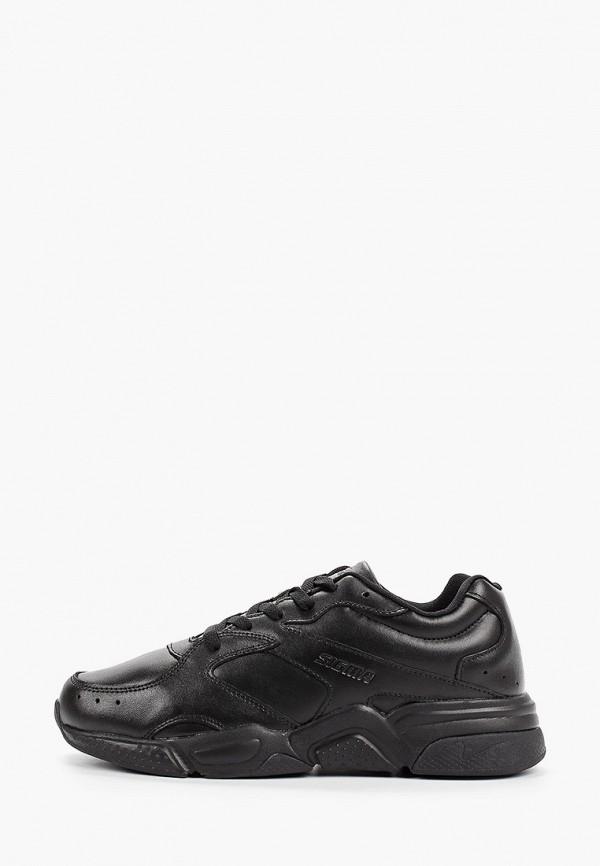 мужские кроссовки sigma, черные