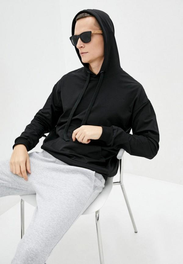 мужские худи hibrand, черные