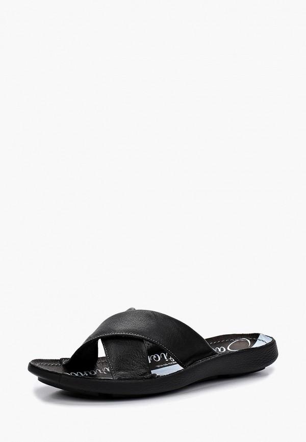 мужские сандалии dino ricci, черные
