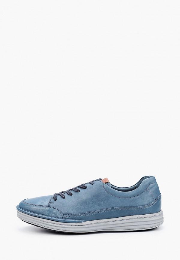 мужские низкие кеды airbox, синие