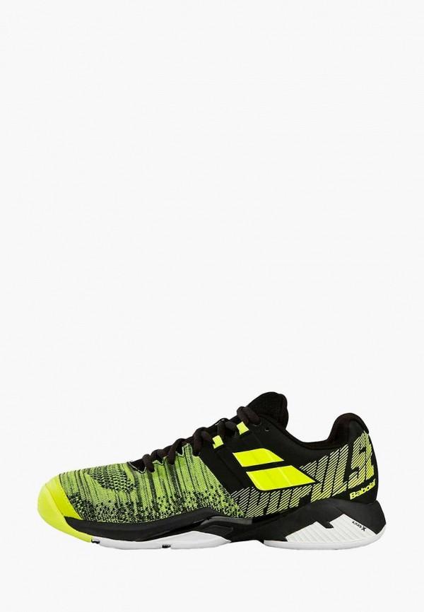 мужские кроссовки babolat, желтые