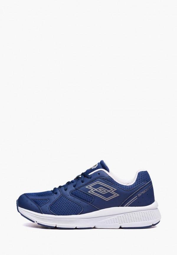 мужские кроссовки lotto, синие