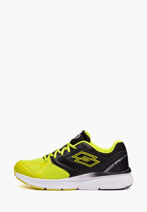 мужские кроссовки lotto, желтые