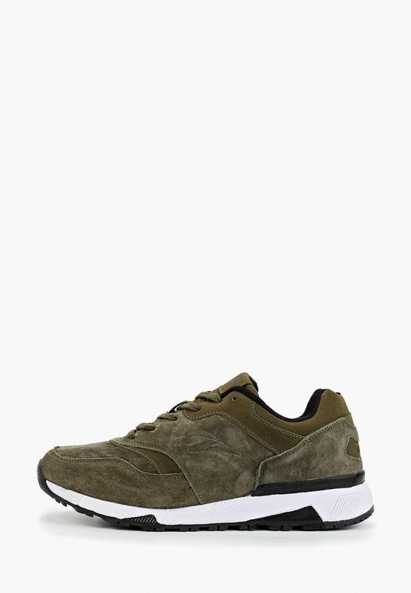 мужские кроссовки sigma, зеленые