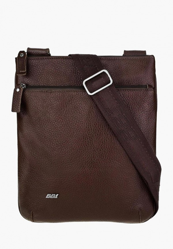 Фото - Мужскую сумку BB1 коричневого цвета