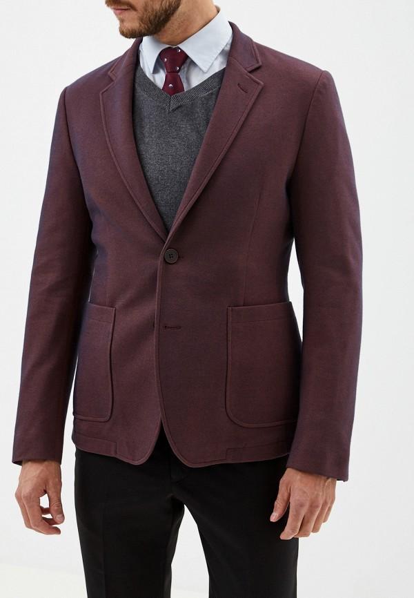 Пиджак btc btc MP002XM1GW07 бордовый пиджак женский