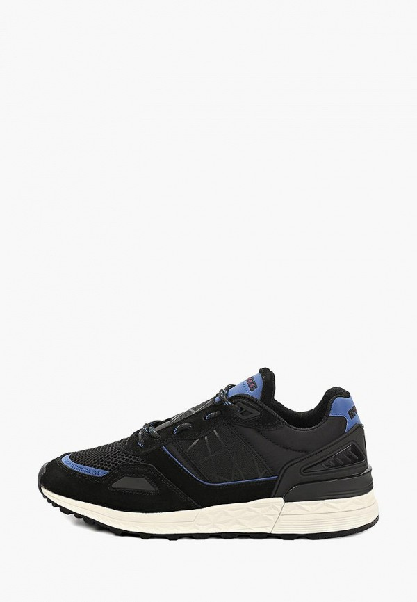 мужские низкие кроссовки briggs, черные