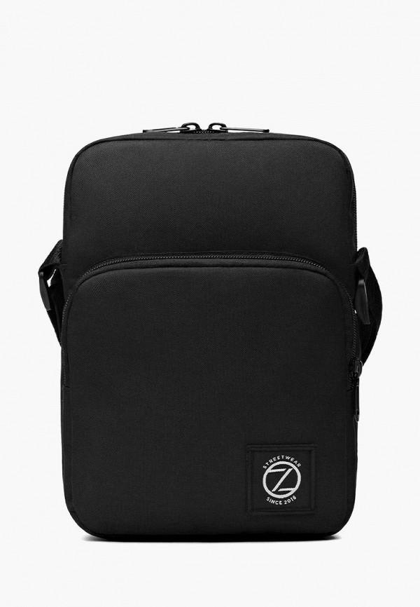мужская сумка bezet, черная