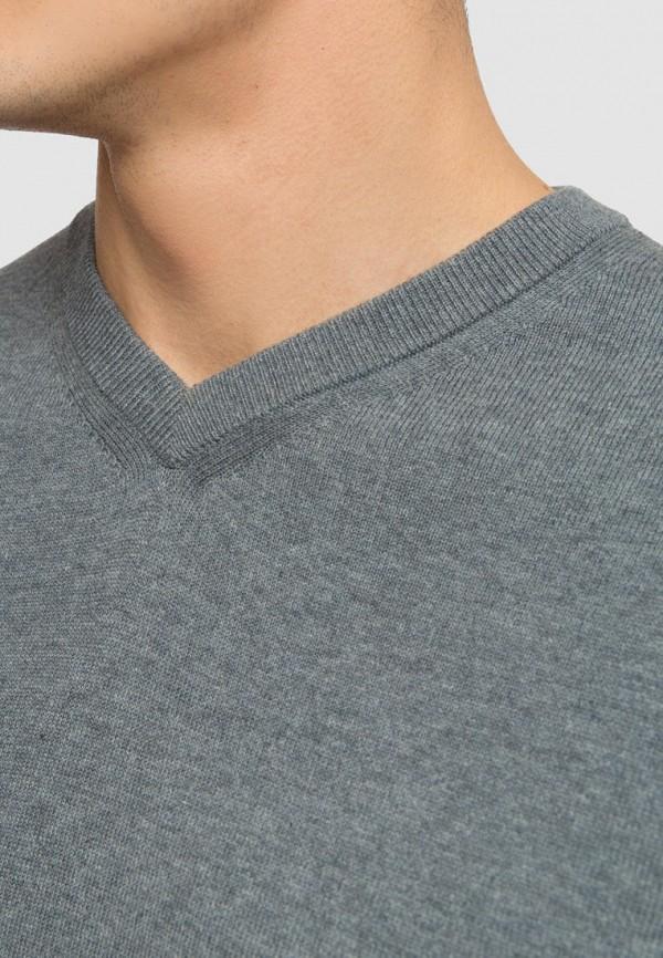 Пуловер Kanzler серый  MP002XM1GXR3