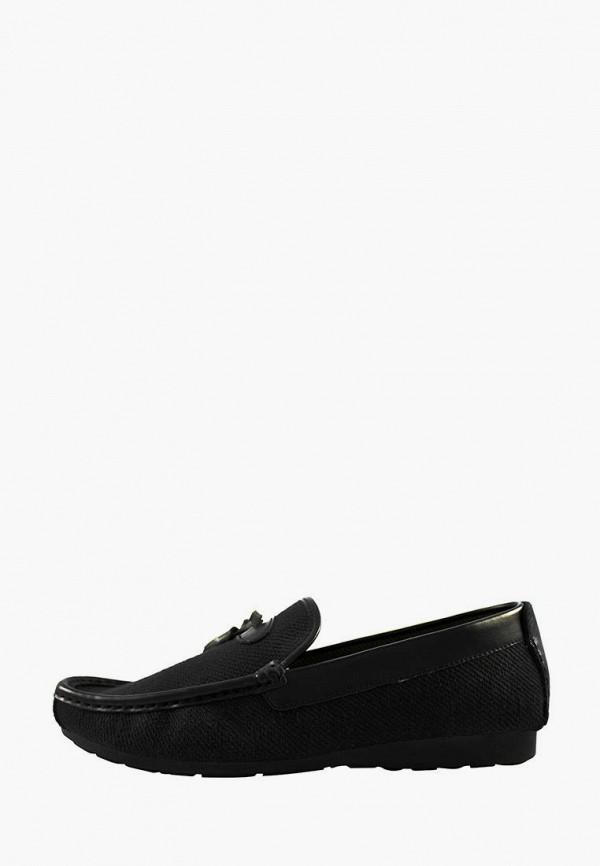мужские мокасины canape scarpe, черные