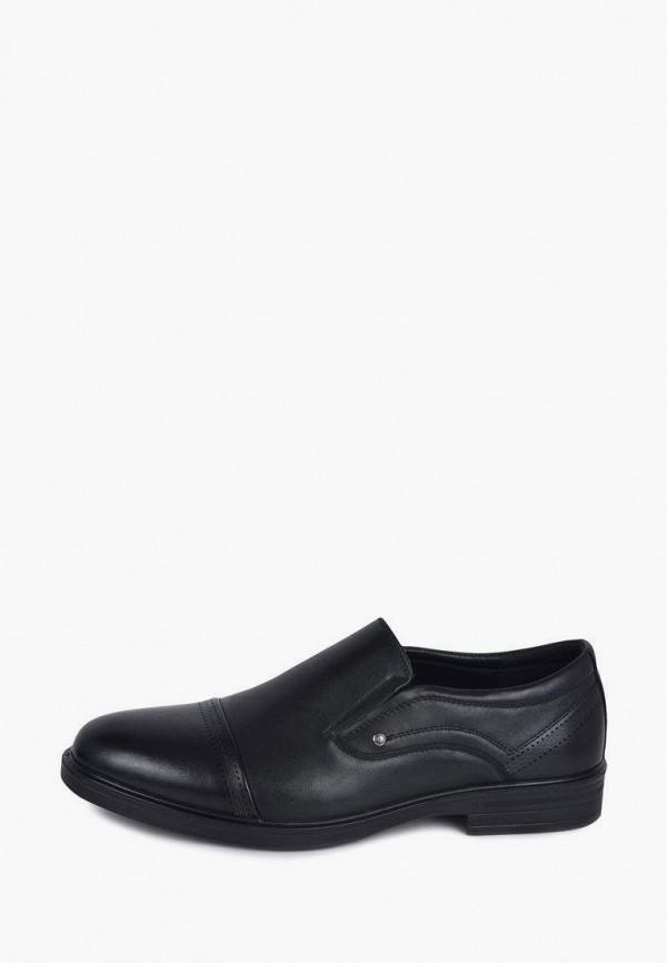 мужские туфли kari, черные