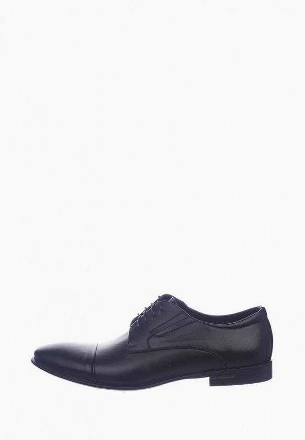 мужские туфли faber, черные