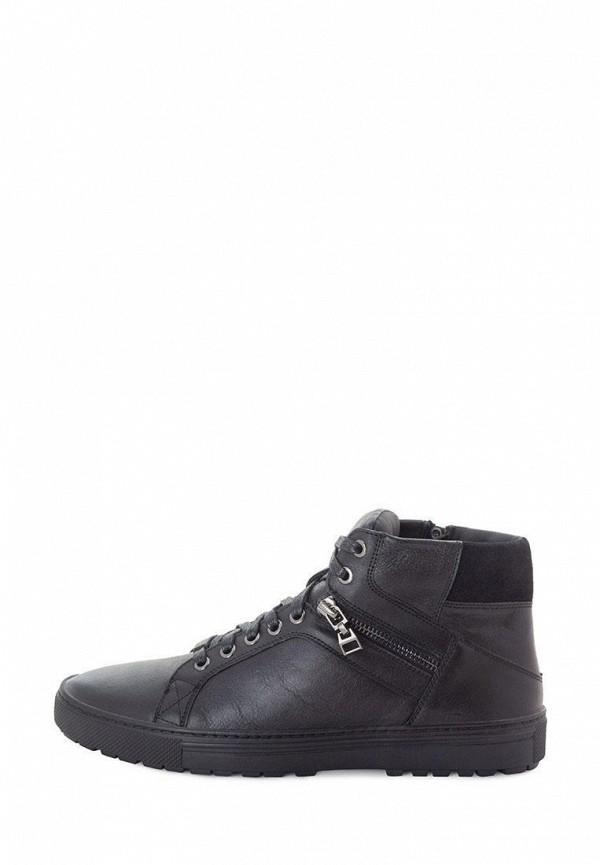 мужские ботинки tomfrie, черные