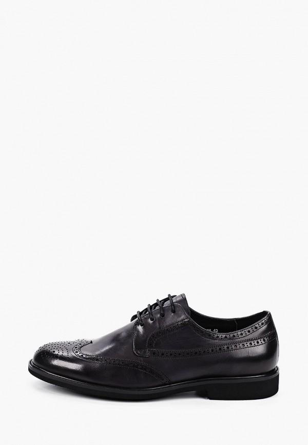 мужские туфли-дерби vitacci, серые