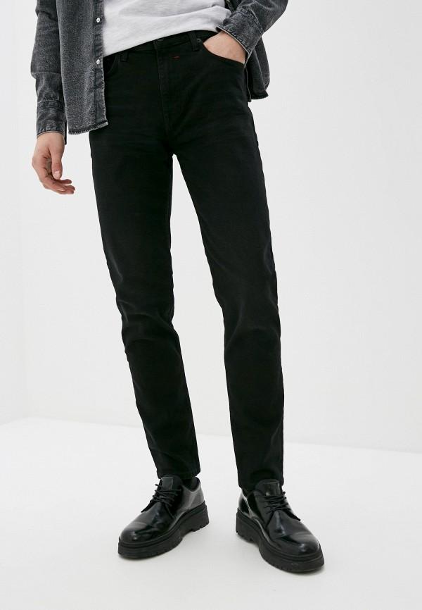 мужские прямые джинсы colin's, черные