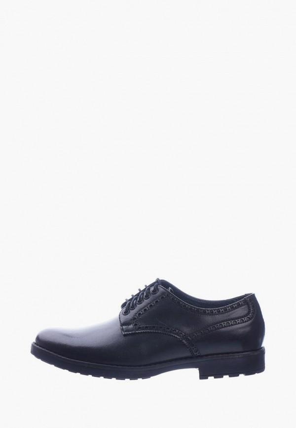 мужские туфли cliford, черные
