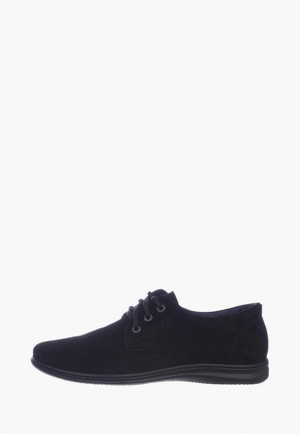 мужские ботинки cliford, черные
