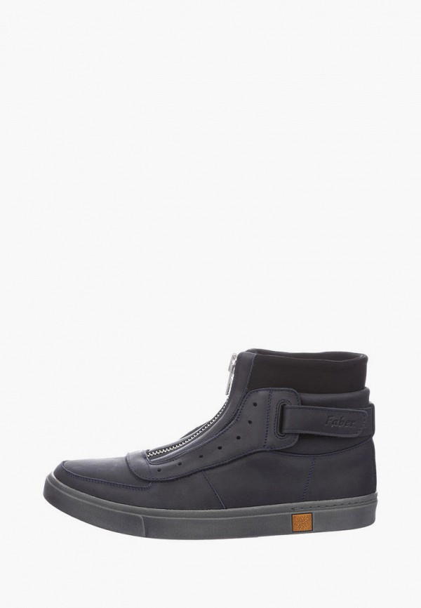 мужские ботинки faber, синие