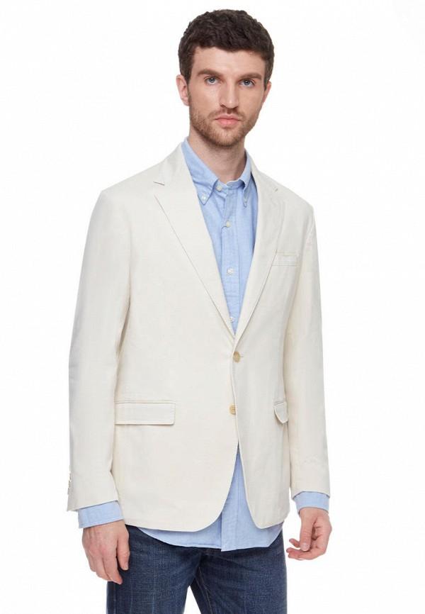 мужской пиджак polo ralph lauren, белый