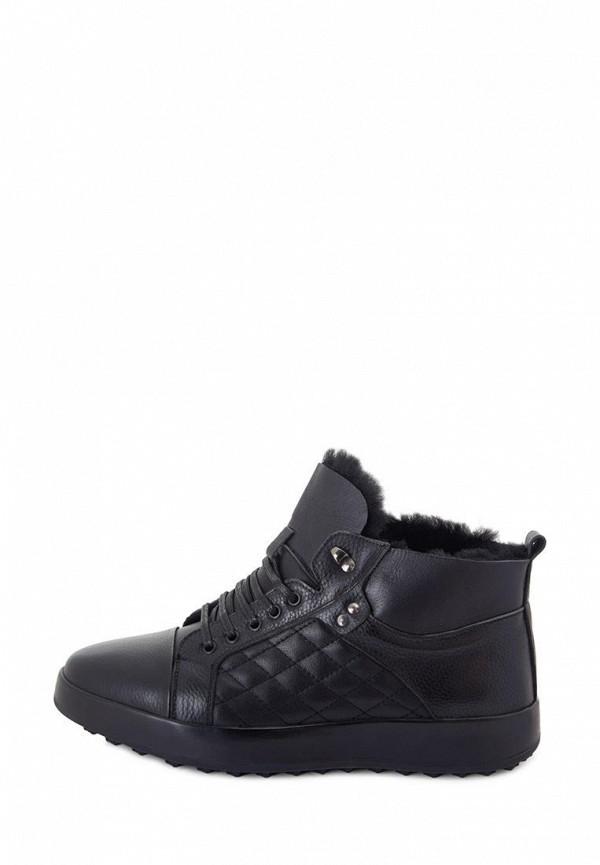 мужские ботинки philip smit, черные