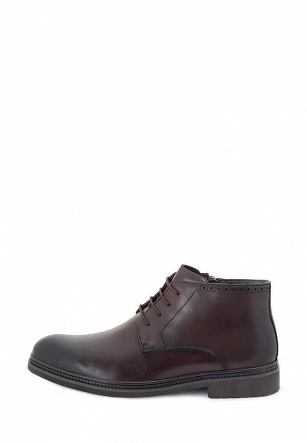мужские ботинки tomfrie, коричневые