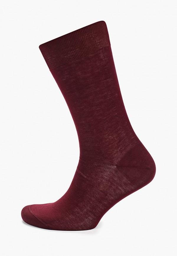 мужские носки calzedonia, бордовые