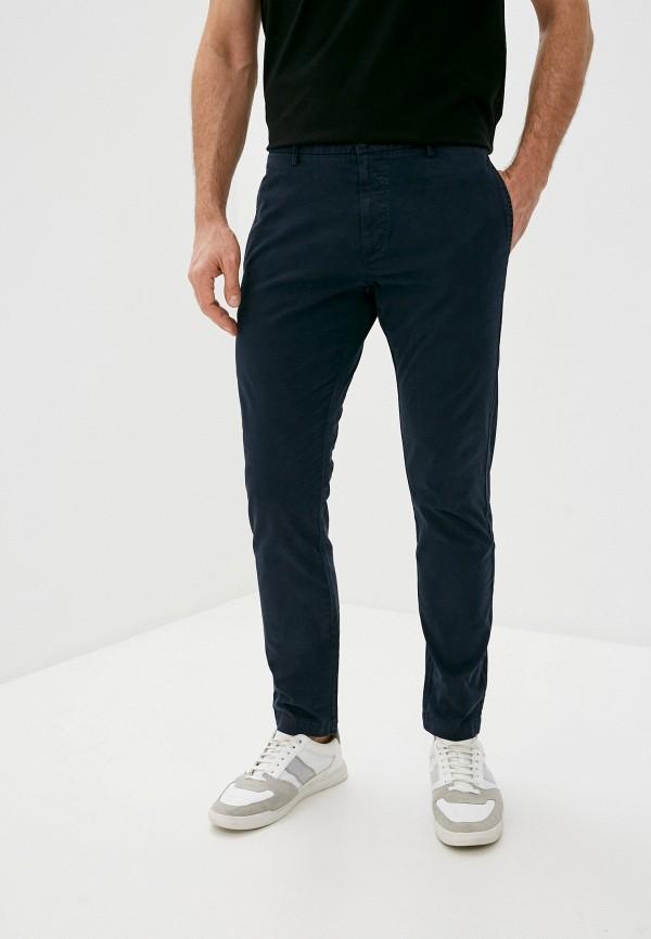 мужские повседневные брюки hugo, синие