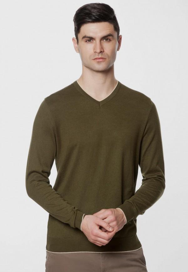мужской пуловер arber, хаки