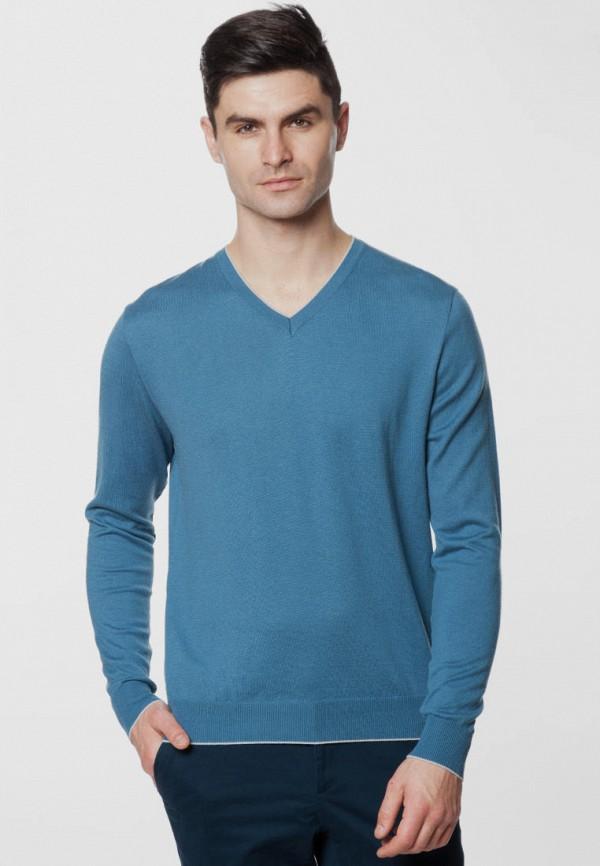 мужской пуловер arber, голубой