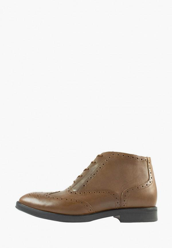 мужские туфли sav, коричневые