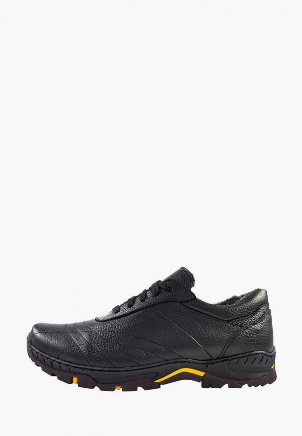 мужские ботинки libero, черные