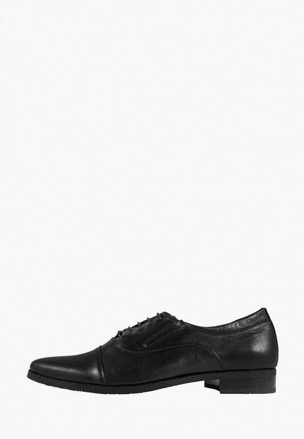 мужские туфли berg, черные