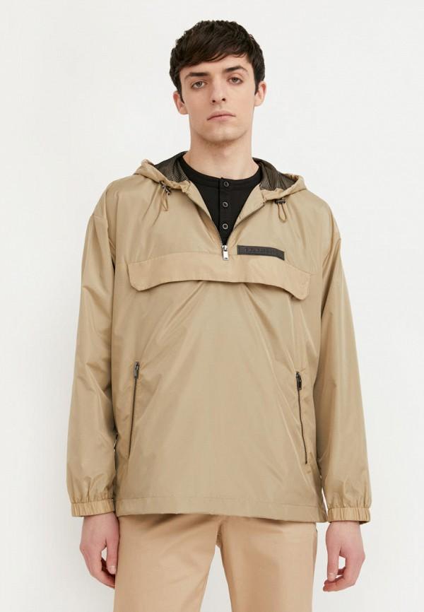Куртка Finn Flare бежевого цвета