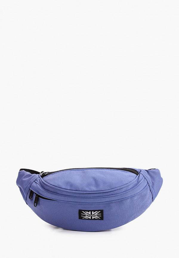 мужская поясные сумка keddo, синяя