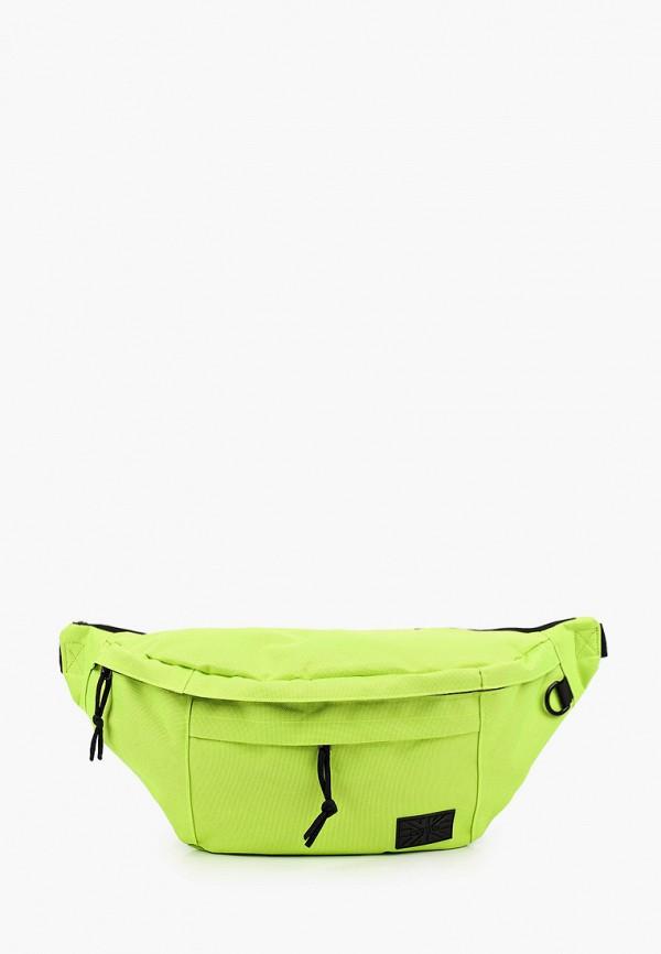 мужская поясные сумка keddo, зеленая