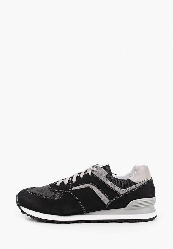 мужские низкие кроссовки ralf ringer, черные