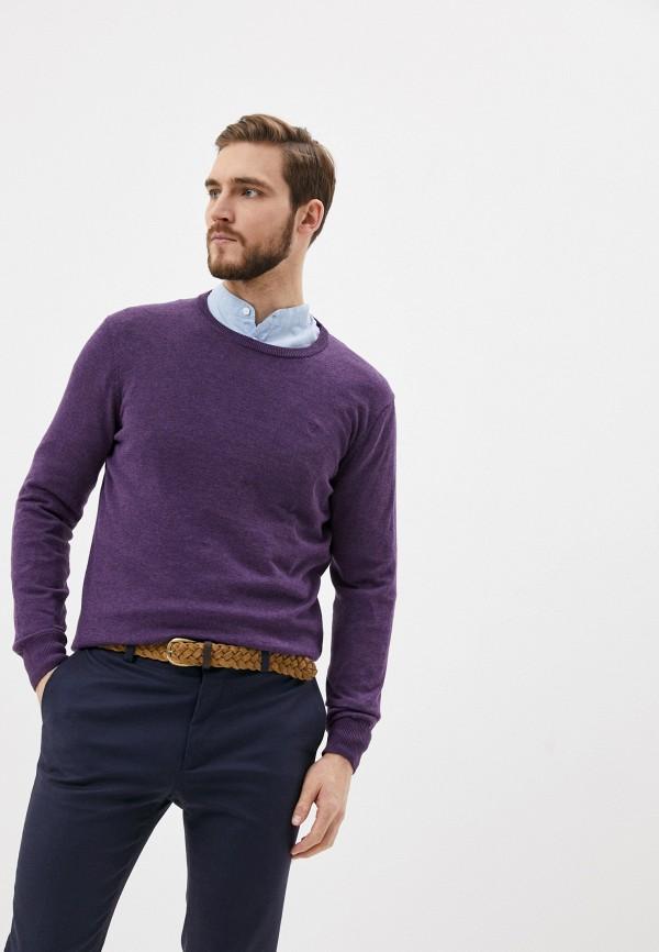 мужской джемпер baon, фиолетовый