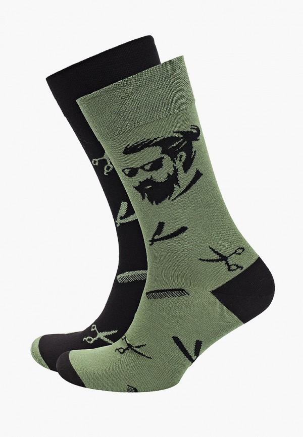 мужские носки акос, разноцветные