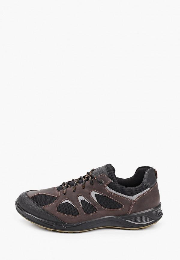 мужские низкие ботинки ralf ringer, коричневые