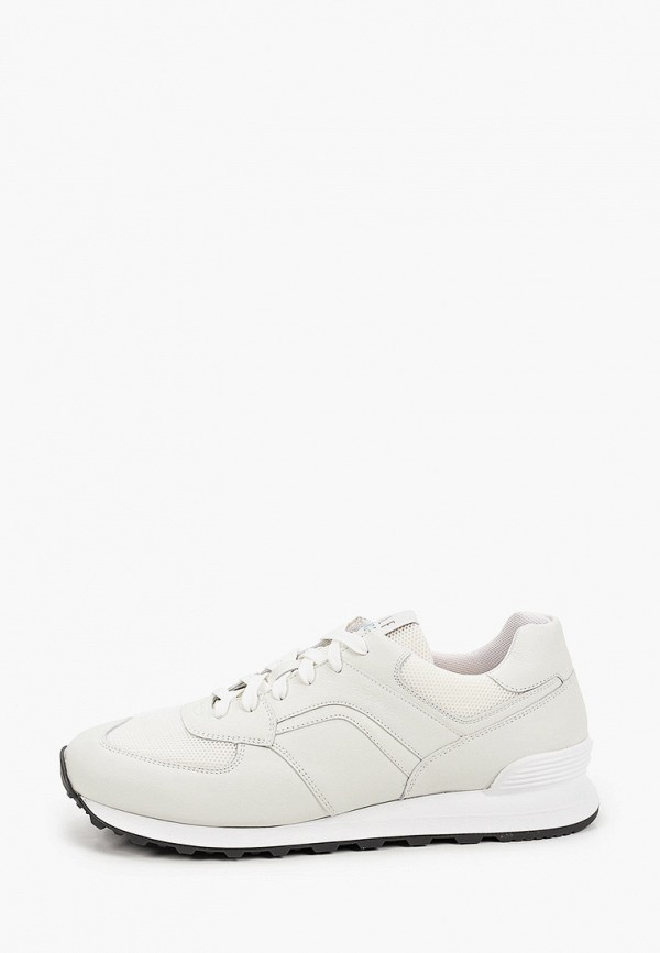 Кроссовки Ralf Ringer белого цвета