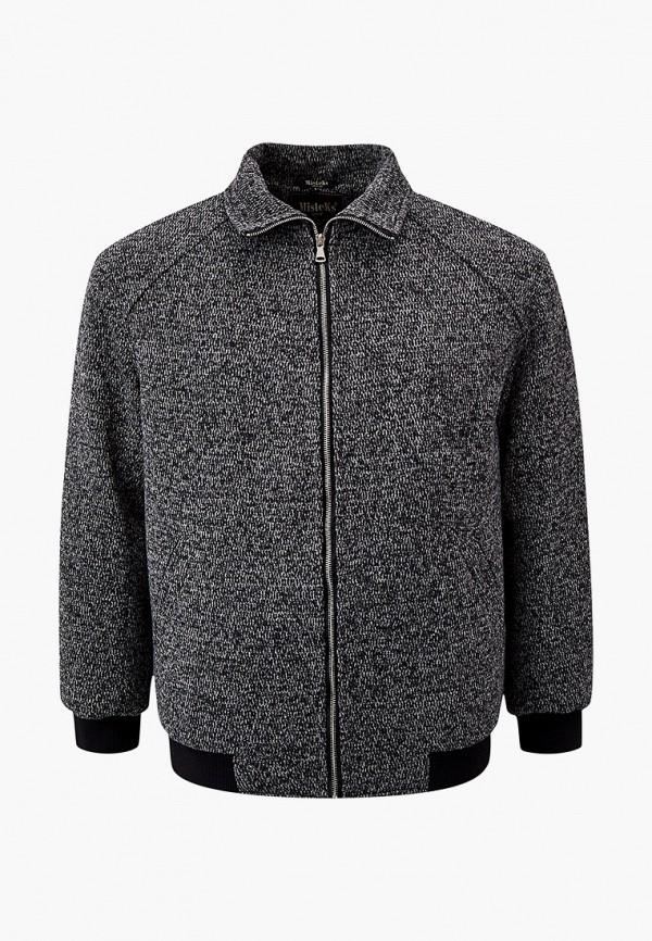 мужская утепленные куртка misteks design, серая