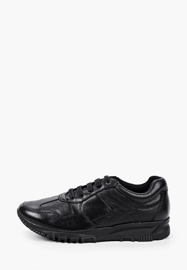 мужские низкие кроссовки pazolini, черные