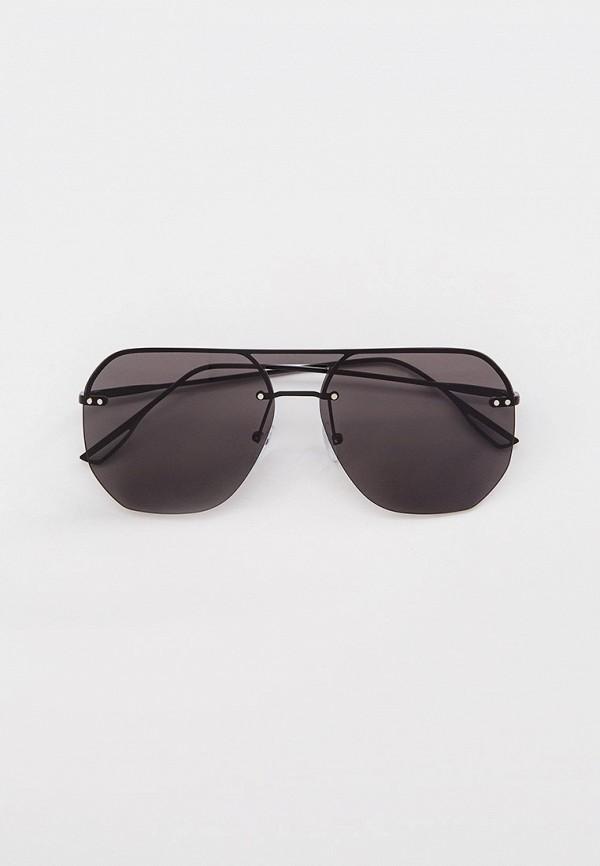 мужские авиаторы солнцезащитные очки keddo, черные