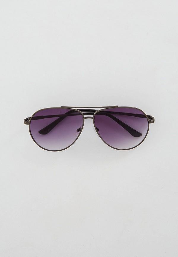 мужские авиаторы солнцезащитные очки keddo, серебряные
